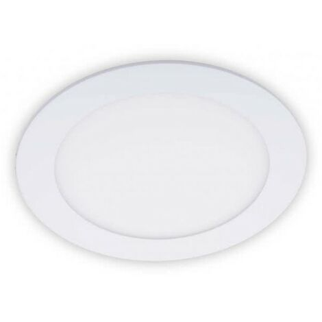 Downlight Led Redondo Apolo 18W Blanco -Disponible en varias versiones