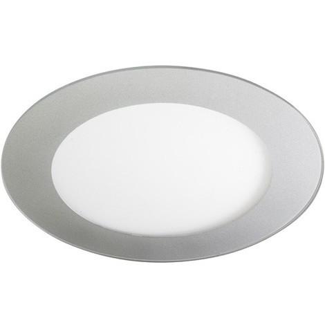 Downlight LED Redondo cristal 20W (gris) - Wonderlamp