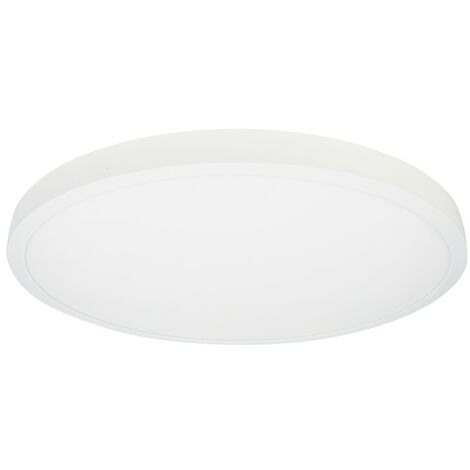 Downlight LED redondo superficie blanco 30W 6000K