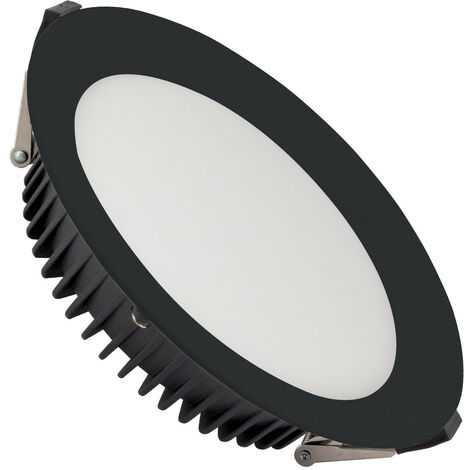 Downlight LED SAMSUNG New Aero 24W UGR19 Noir 4000K LIFUD