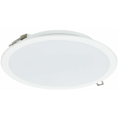 Downlight LED Slim Philips 22W 4000K Ø220mm Ledinaire DN065B G2