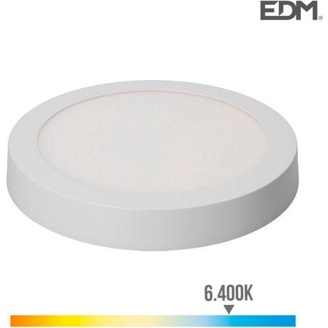 Downlight Led Superficie 20W 1500 Lumens 6.400K Luz Fria Blanco Lumeco - NEOFERR