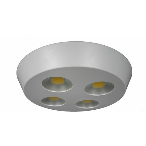 Downlight Led Superficie Maxi Power 4 Color: Blanco