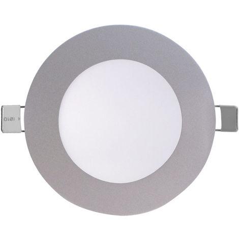 Downlight LED Ultraslim Empotrable Redondo 8W 600lm Ø12cm