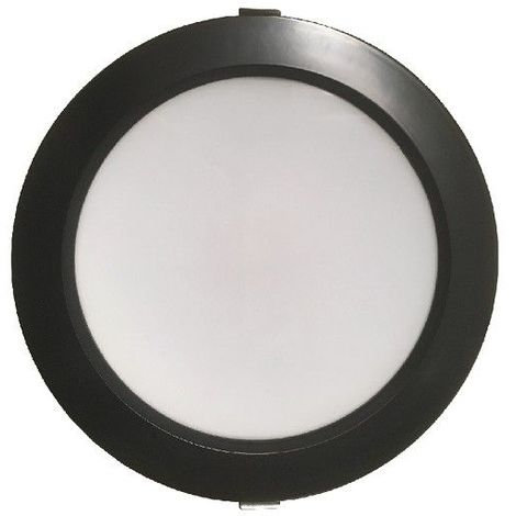 Downlight noir 20W Pop CTC ASLED POP20BCTC