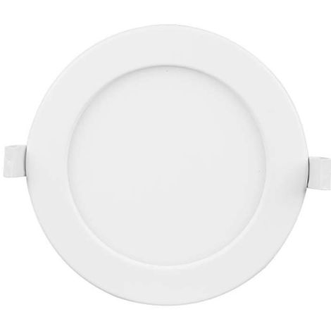 Downlight rond 9W 650lm Dimmable CCT IP44 | Blanc CCT 3000 + 4000 + 6000K
