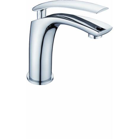 DP Griferia - Grifo monomando de lavabo modelo Abeto en cromo