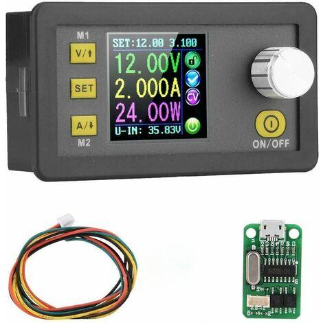 DPS5005-USB Módulo de Alimentación Programable Voltaje Constante con Pantalla LCD
