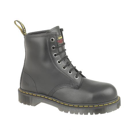 Dr Martens FS64 Lace-Up Boot / Mens Boots / Boots Safety