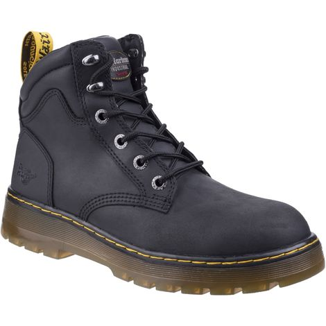 Dr Martens Mens Brace Hiking Style Safety Boot