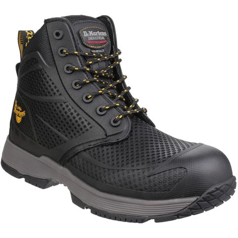 """main image of """"Dr Martens Mens Calamus S1P Non-Metallic Lace Up Safety Boots"""""""