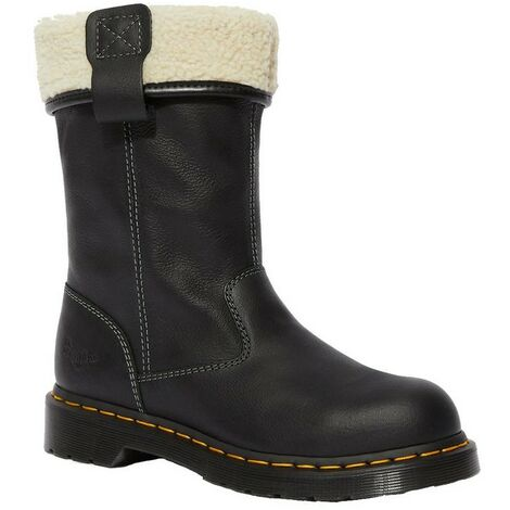 Dr Martens Womens/Ladies Belsay ST Slip On Leather Safety Boot
