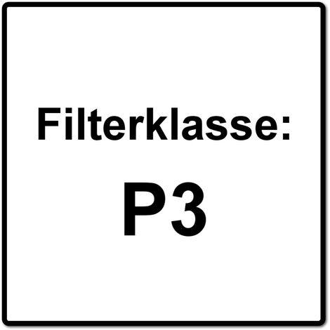 Dräger X-plore P3 R Partikelfilter 2 Stück Bajonettfilter für X-plore 3300 3500 5500 ( 6738011 )