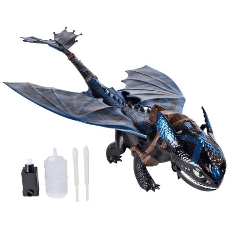 Dragons Fire Breathing Toothless toy