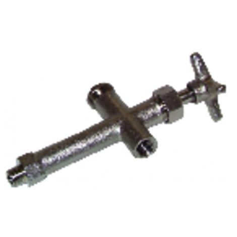 Drain tap & connection 1/8m