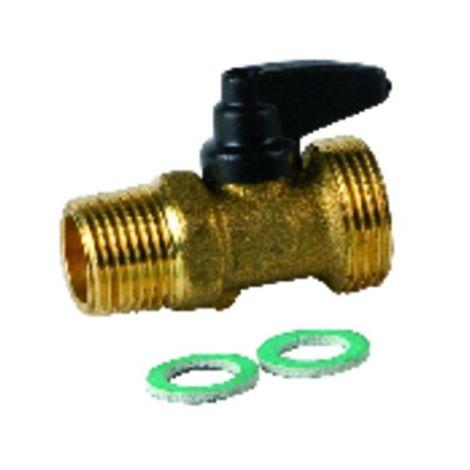 """Drain valve 1/2"""" E-KOMBI - FERROLI : 39809010"""
