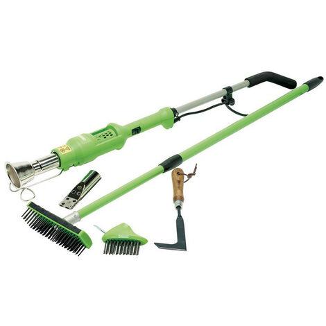 Draper 02607 Weed Burner and Paving Brush Kit