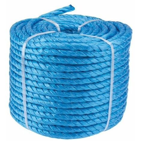 Draper 04949 Polypropylene Rope (50M x 10mm)