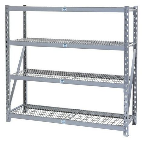 Draper 05227 Expert Heavy Duty Steel 4 Shelving Unit - 1959 x 610 x 1830mm