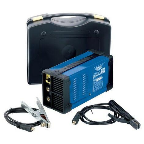 Draper 05573 Expert 165A 230V mma/Tig Inverter Welder Kit