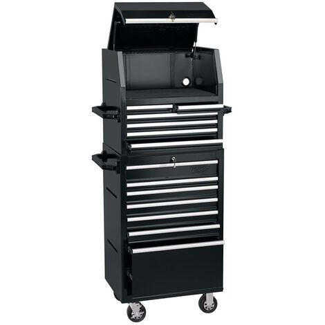 """Draper 11523 26"""" Combined Cabinet and Tool Chest (13 Drawers)"""
