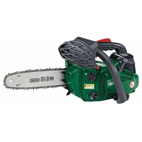 Draper 15042 250mm Petrol Chainsaw with Oregon® Chain and Bar (25.4cc)