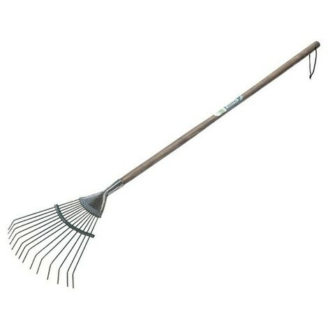 Draper 20688 Young Gardener Lawn Rake with Ash Handle
