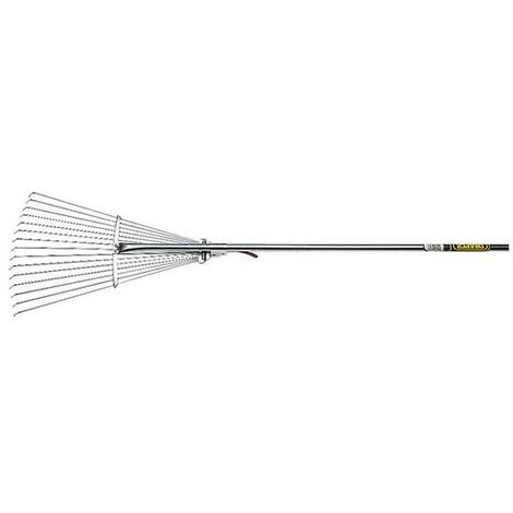Draper 21862 190mm to 570mm Spread Adjustable Lawn Rake