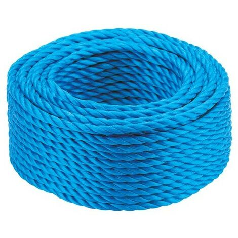 Draper 22602 20M x 8mm Polypropylene Rope