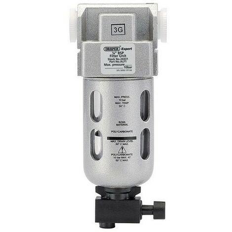 """Draper 24331 1/4"""" BSP Filter Unit"""