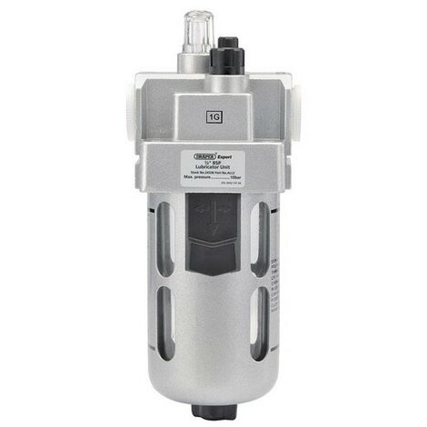 "Draper 24336 1/2"" BSP Lubricator Unit"