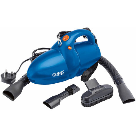 Draper 24392 230V 600W Hand Held Vacuum Cleaner
