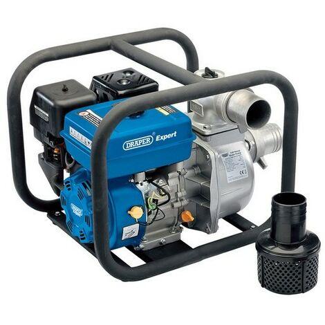 Draper 24580 Expert 1000L/Min 7Hp Petrol Water Pump (80mm)