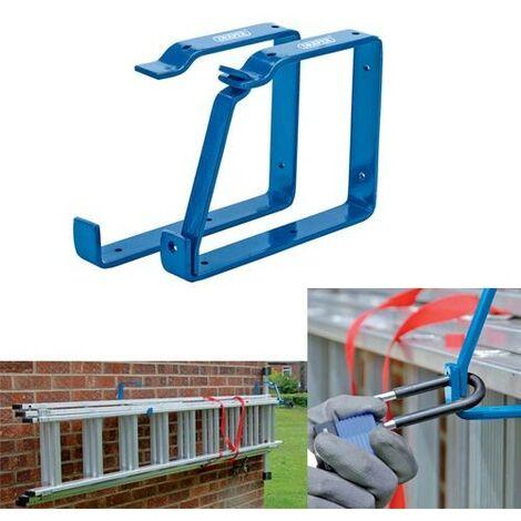 "main image of ""Draper 24808 Wall Mounted Universal Ladder Lock"""