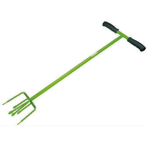 "main image of ""Draper 28163 Soft Grip Handle Garden Tiller"""