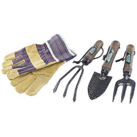 "main image of ""DRAPER 28799 - Young Gardener Tool Set (4 piece)"""