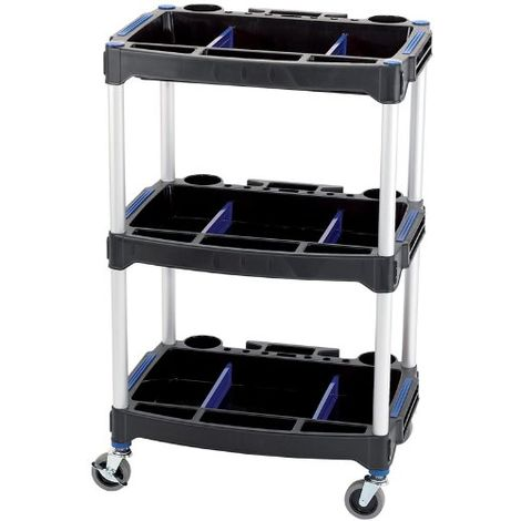 Draper 3-tier Workshop Trolley
