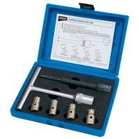 Draper 30823 Expert 6 Piece Diesel Injector Seat Cutter Set