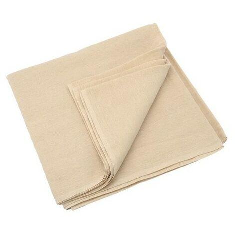 Draper 30940 7.2 x 1M Cotton Dust Sheet for Stairways