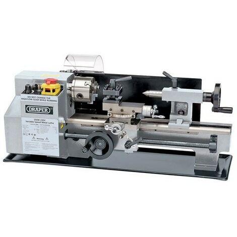 Draper 33893 Variable Speed Metal Work Lathe (250W)
