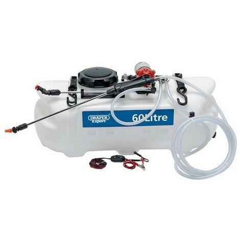Draper 34676 Expert 60L 12V DC ATV Spot/ Broadcast Sprayer