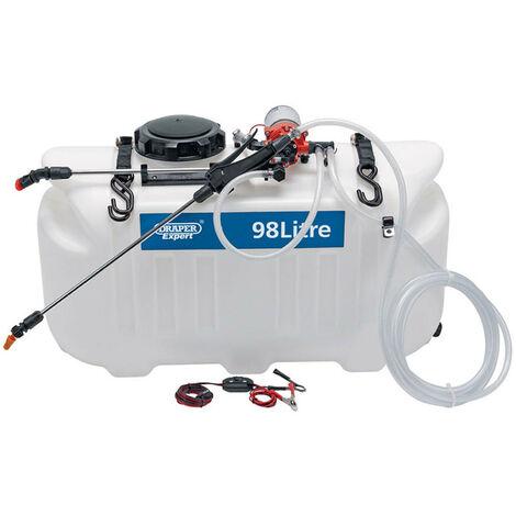 Draper 34677 12V DC ATV Spot/ Broadcast Sprayer (98L)