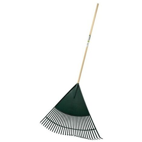Draper 34875 700mm Head Extra Wide Plastic Leaf Rake