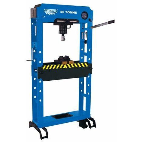 Draper 35582 Hydraulic Floor Press (50 Tonne)