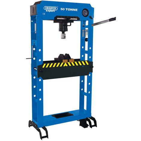 Draper 35582 Pneumatic/Hydraulic Floor Press (50 Tonne)