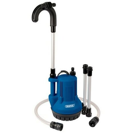 Draper 36327 40L/min 350W 230V Submersible Water Butt Pump with Float Switch