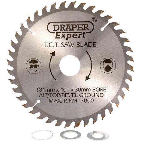 Draper 38151 TCT Saw Blade 305 x 30mm x 60T