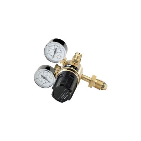 Draper 43320 230 Bar Gas Bottle Regulator With Two Gauges