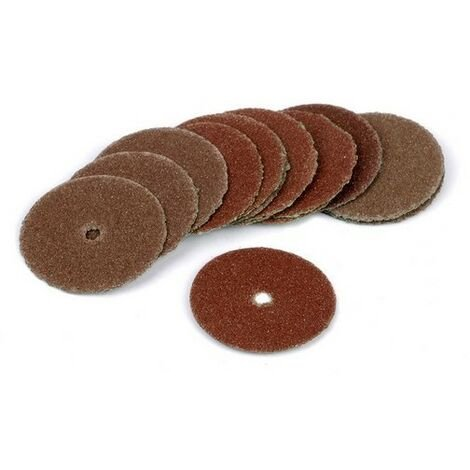 Draper 44488 Tube of 15 240 Grit Sanding Discs for 95W Multi Tool Lit