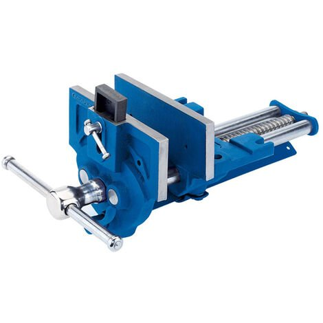 """main image of """"Draper 45234 175mm Quick Release Woodworking Bench Vice"""""""